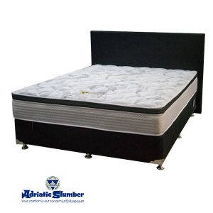 Adriatic Slumber Health Rest Plush Mattress