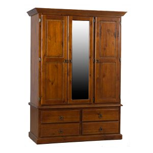 Somerton 3 Door, Mirror Robe