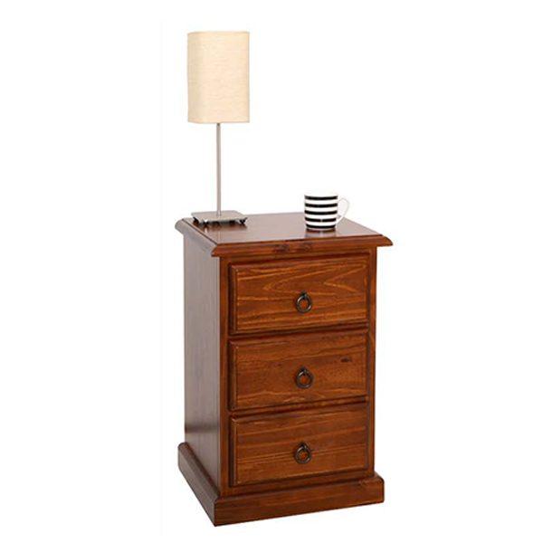 Somerton 2 Drawer Bedside Table