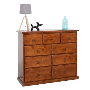 Somerton 9 Drawer Tallboy
