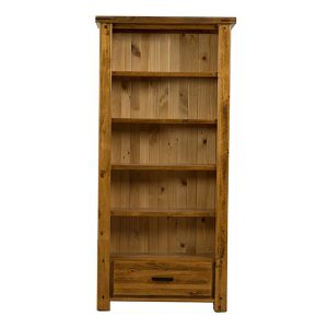 Woolshed 1 Drawer Bookcase
